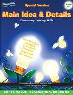 Main Idea and Details: Spanish Version (Grades 4-5)