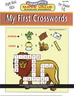 My First Crosswords