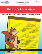 Plurals and Possessives (Grades 4-5)