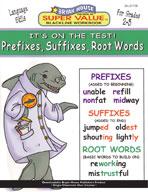 Prefixes, Suffixes, Root Words (Grades 2-3)