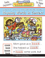 Rhyming Words in Context