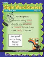 Sight Word Stories