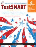TestSMART Student Practice Book, Language Arts, Grade 6