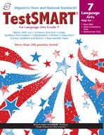 TestSMART Student Practice Book, Language Arts, Grade 7
