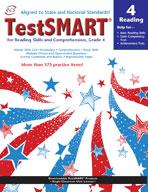 TestSMART Student Practice Book, Reading, Grade 4