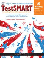 TestSMART Student Practice Book, Reading, Grade 6