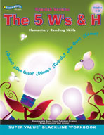 The 5 W's and H: Spanish Version (Grades 4-5)
