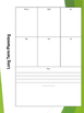 ECSE and Special Education Teacher Biner/Lesson Plan Book