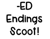 ED Endings Sort with QR Codes