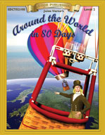 Around the World in 80 Days [PDF, ePub and MP3 Bundle]