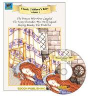 Children's Classic Tales Volume 1 (MP3/eBook Bundle)