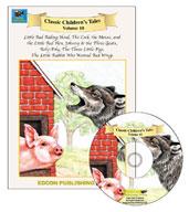 Children's Classic Tales Volume 10 (MP3/Enhanced eBook Bundle)