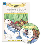 Children's Classic Tales Volume 2 (MP3/eBook Bundle)