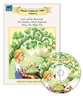 Children's Classic Tales Volume 6 (MP3/Enhanced eBook Bundle)
