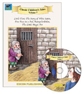 Children's Classic Tales Volume 7 (MP3/Enhanced eBook Bundle)