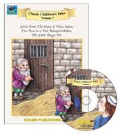 Children's Classic Tales Volume 7 (MP3/eBook Bundle)