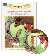 Children's Classic Tales Volume 8 (MP3/Enhanced eBook Bundle)