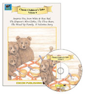 Children's Classic Tales Volume 9 (MP3/Enhanced eBook Bundle)
