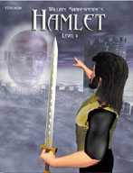Easy Reading Shakespeare: Hamlet (Grade 4 Reading Level)