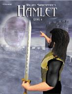 Easy Reading Shakespeare: Hamlet (Grade 4 Reading Level) (