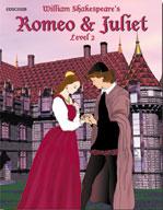 Easy Reading Shakespeare: Romeo & Juliet (Grade 2 Reading Level) (Enhanced eBook)