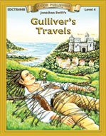 Gulliver's Travels (Enhanced eBook)