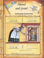 Hansel and Gretel - Number Words and Story Words