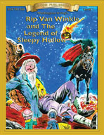 Rip Van Winkle [PDF, ePub and MP3 Bundle]