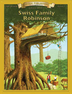 Swiss Family Robinson [Bring the Classics to Life] (Book and MP3 Bundle)