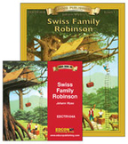Swiss Family Robinson (MP3/Enhanced eBook Bundle)