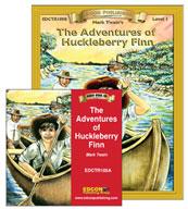 The Adventures of Huckleberry Finn (MP3/Enhanced eBook Bundle)