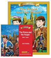 The Prince and the Pauper (MP3/Enhanced eBook Bundle)