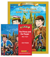 The Prince and the Pauper (MP3/Enhanced eBook Bundle)