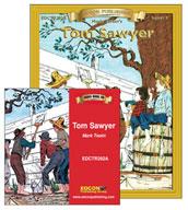 Tom Sawyer (MP3/Enhanced eBook Bundle)
