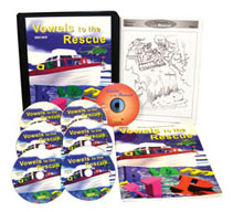 Vowels to the Rescue: Complete 12 Lesson Program