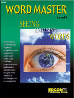 Word Master: Seeing and Using Words (Level 8) (Enhanced eBook)