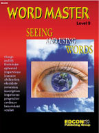 Word Master: Seeing and Using Words (Level 9)
