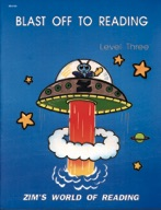 Zim's World Of Reading: Blast Off To Reading