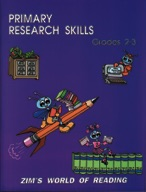 Zim's World Of Reading: Primary Research Skills