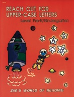 Zim's World Of Reading: Reach Out For Upper-Case Letters