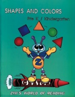 Zim's World Of Reading: Shapes & Colors
