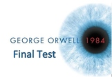 EDITABLE 1984 Test-100 Question w/ Answer Key (Scantron)