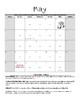 EDITABLE 2017-2018 Share Calendar