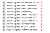 EDITABLE 8th Grade Tests Bundle - CCSS!