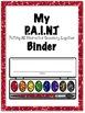 EDITABLE All that Glitters Paint Classroom Theme Decor