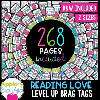 BRAG TAGS Super Set - Growing Readers Pack