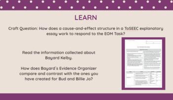 EDITABLE BUNDLE Wit and Wisdom Grade 6 Module 1 Lessons 18-34