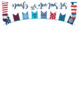 EDITABLE Back to School Information Flip Book - Nautical Theme