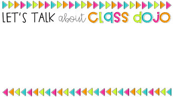 EDITABLE Back to School Presentation Slides!