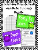 Behavior Data Tracking Bundle + Interventions